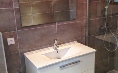 Villa neuve Allinges 2014 Installation chauffage et sanitaire