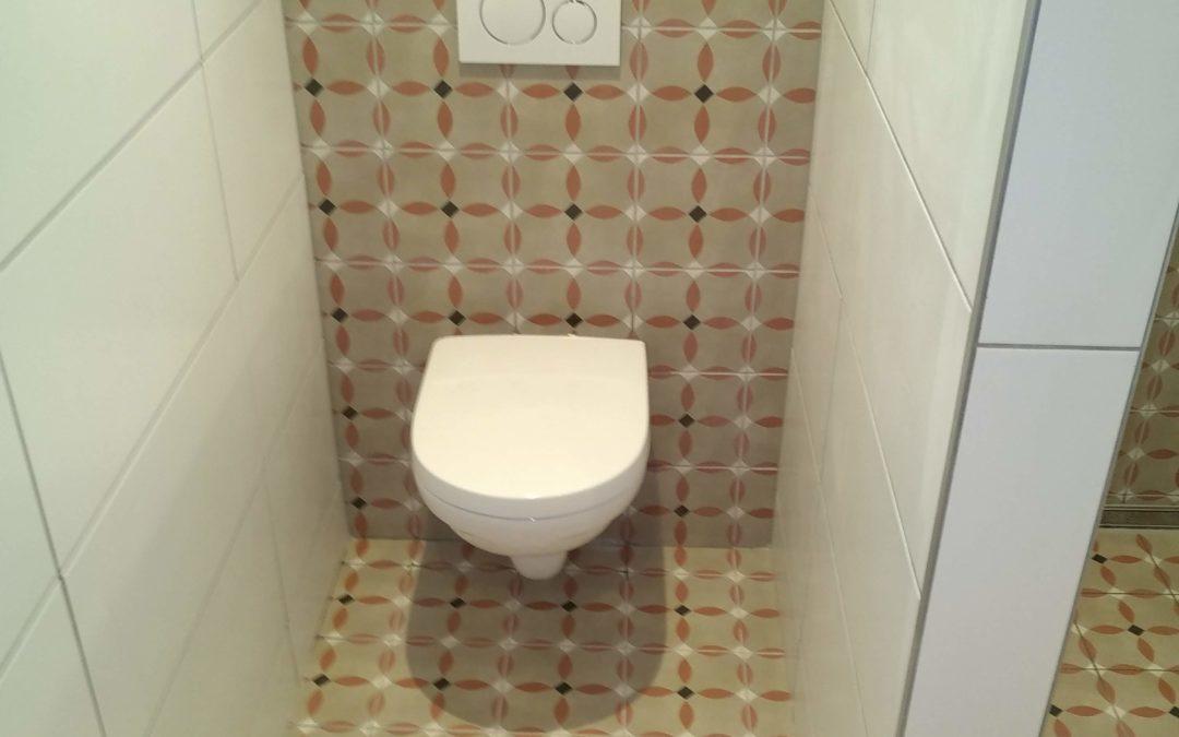 Rénovation salle de bain Thonon 03/2020