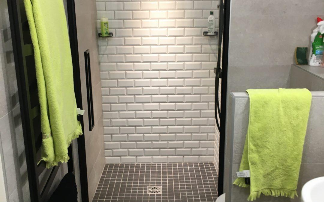 Rénovation de 2 salles de bain à Thonon-Les-Bains 06/2020